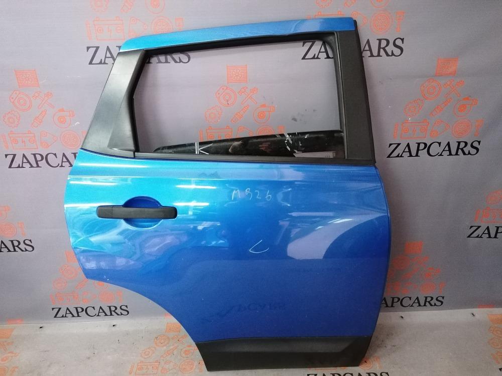 Дверь Nissan Qashqai J10 задняя правая (б/у)