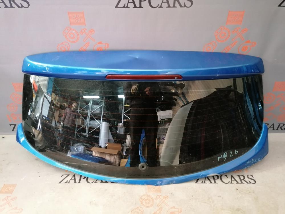 Стекло крышки багажника Nissan Qashqai J10 (б/у)