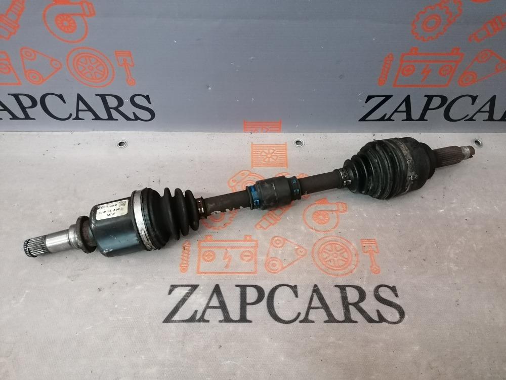 Привод мкпп Mazda 3 BK 1.6 левый (б/у)