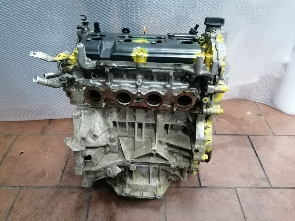 Двигатель Nissan Qashqai X-Trail 2.0 MR20DE (б/у)