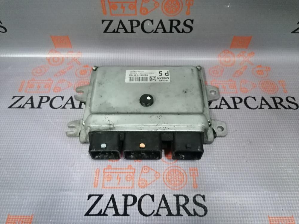 Блок управления двигателем Nissan Qashqai J10 2.0 (б/у)
