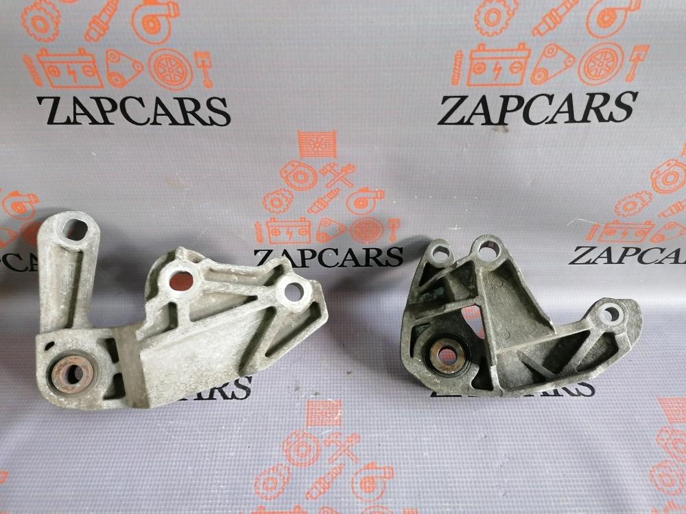 Кронштейн мкпп Mazda 3 BK BL задний (б/у)