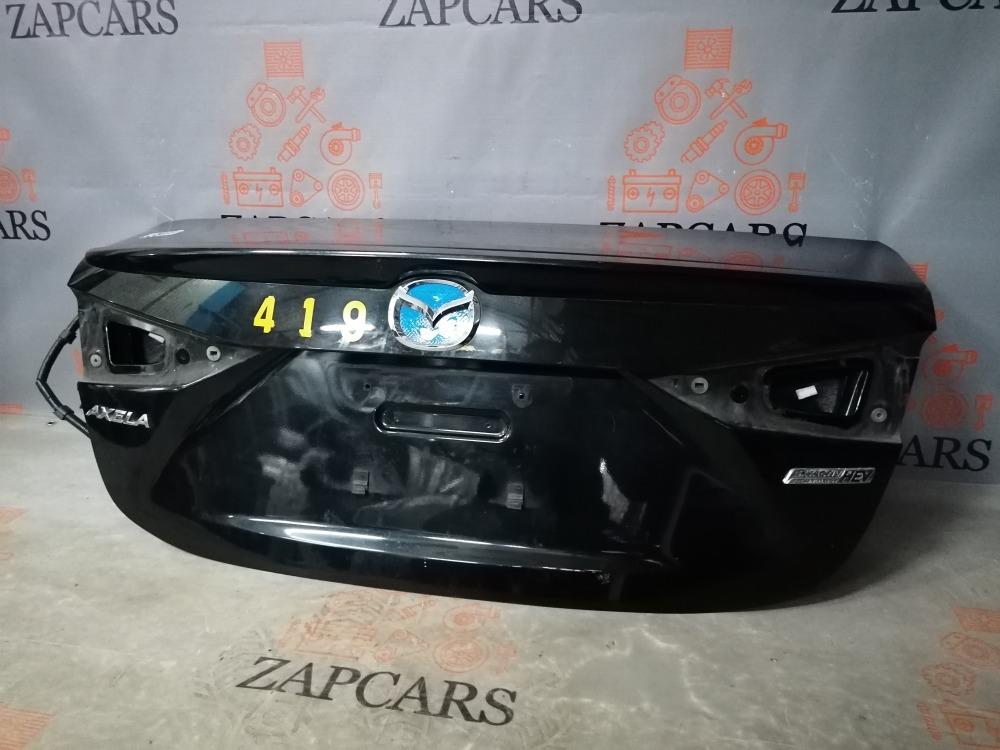 Крышка багажника Mazda 3 BM (б/у)