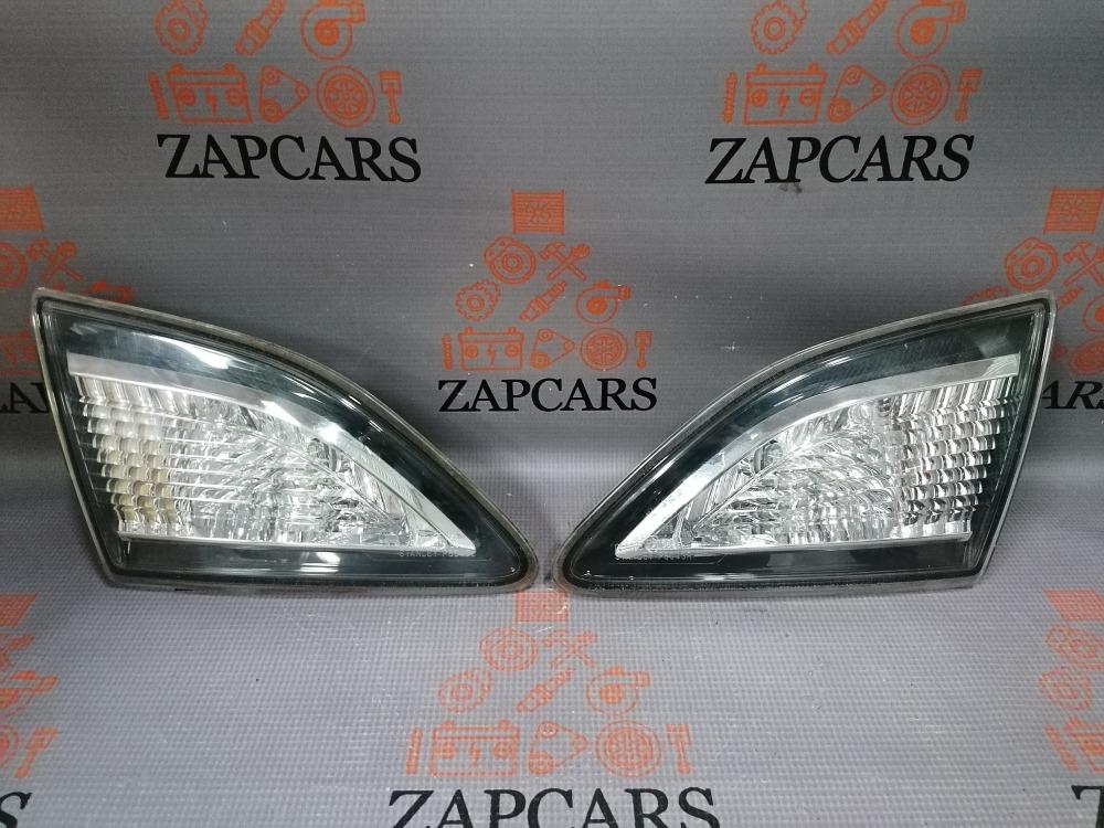 Фонарь внутренний (комплект) Mazda 3 BL (б/у)