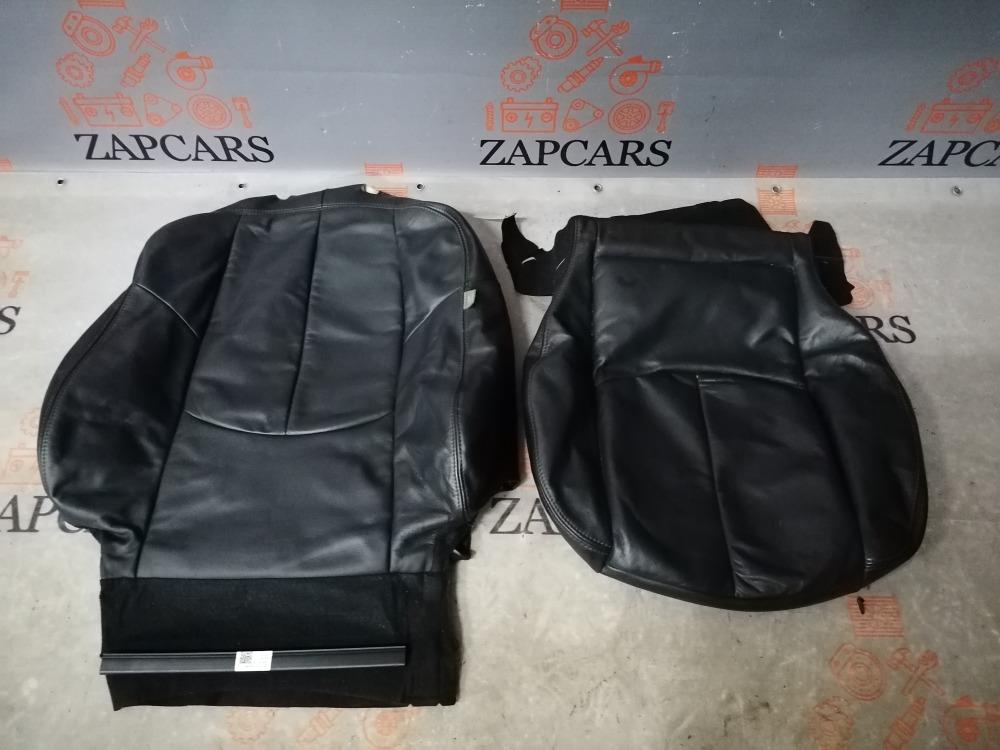 Обшивка сидения Mazda 6 GH передняя левая (б/у)