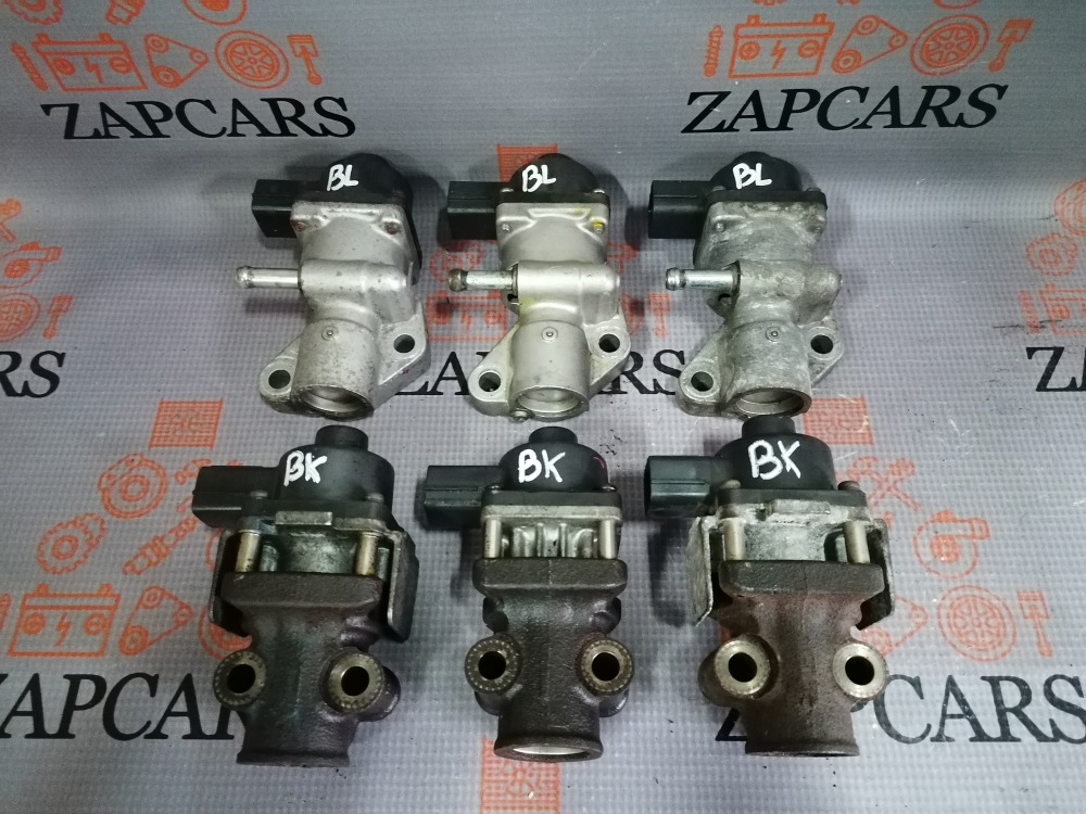 Клапан egr Mazda 3 BK BL 1.6 (б/у)