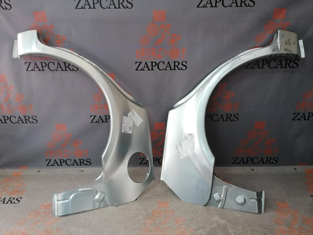 Арка крыла Mazda 6 GG