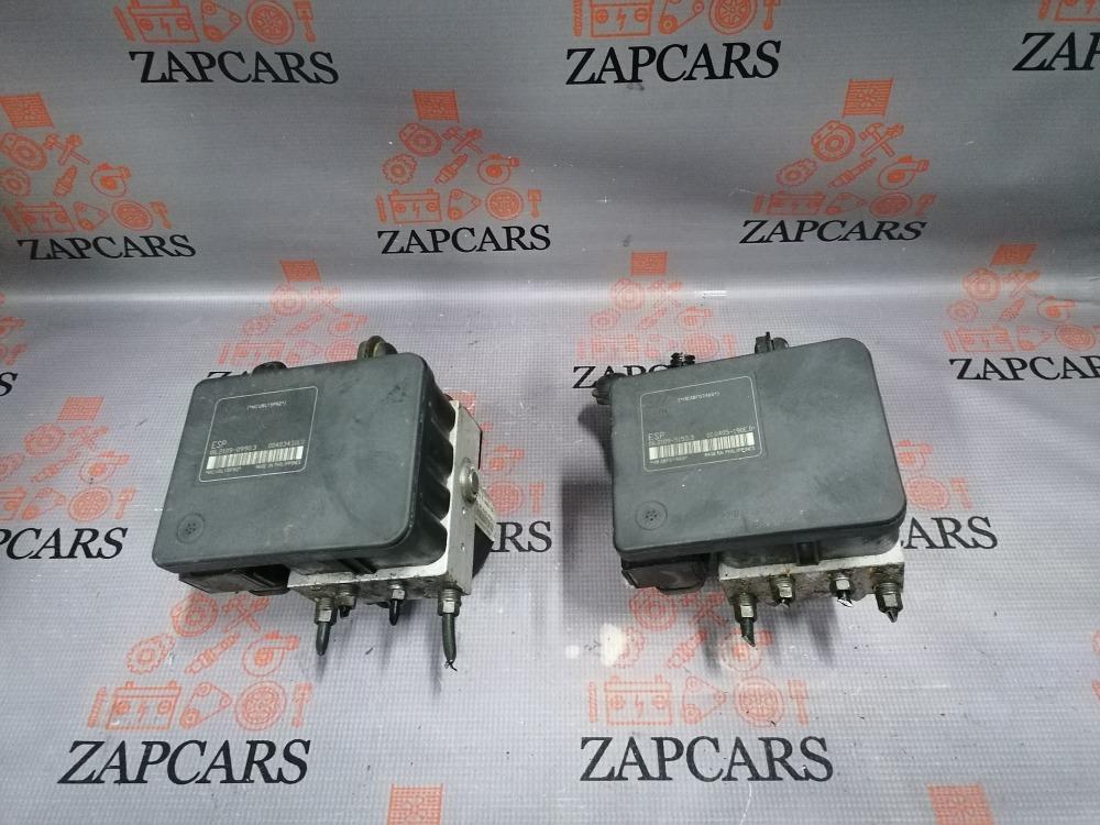 Блок abs Mazda 3 BK (б/у)
