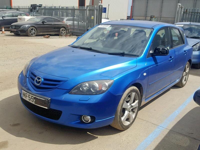 Автомобиль Mazda 3 BK LF 2005 года в разбор