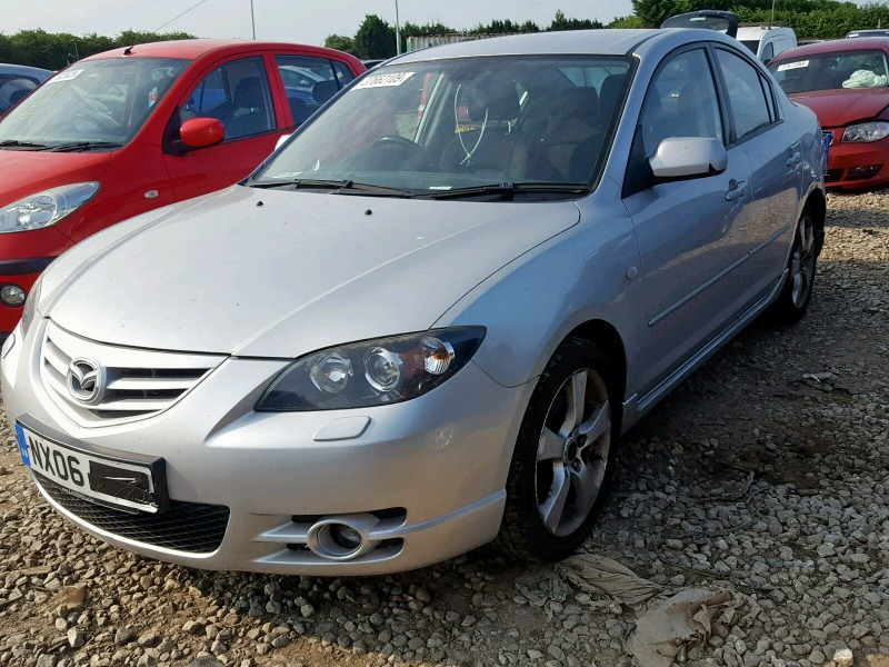 Автомобиль Mazda 3 BK LF 2006 года в разбор
