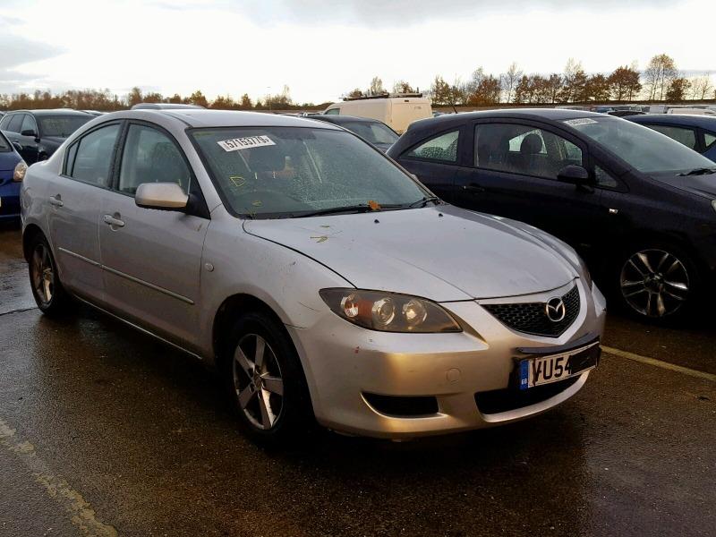 Автомобиль Mazda 3 BK Z6 2005 года в разбор