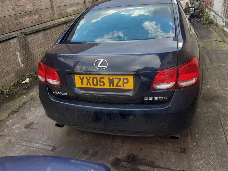 Автомобиль Lexus GS III 3GRFSE 2005 года в разбор