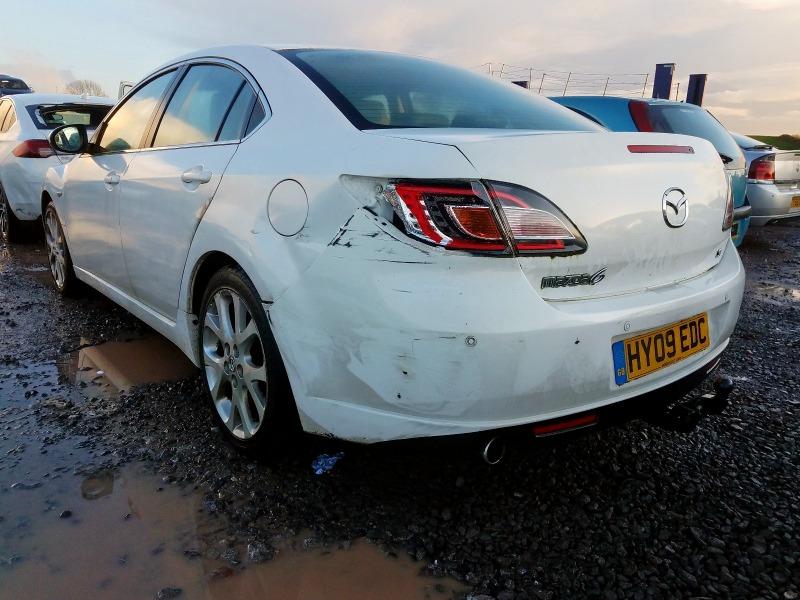 Автомобиль Mazda 6 GH L5VE 2009 года в разбор