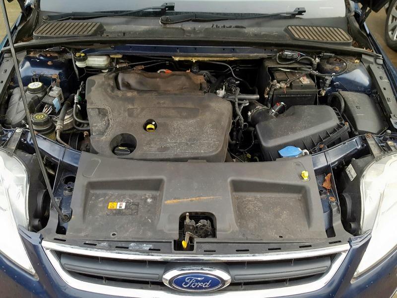 Автомобиль Ford Mondeo 4 2.0 TDCI 2011 года в разбор