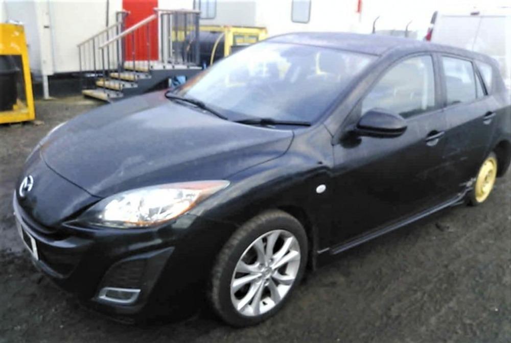 Автомобиль Mazda 3 BL Z6 2011 года в разбор