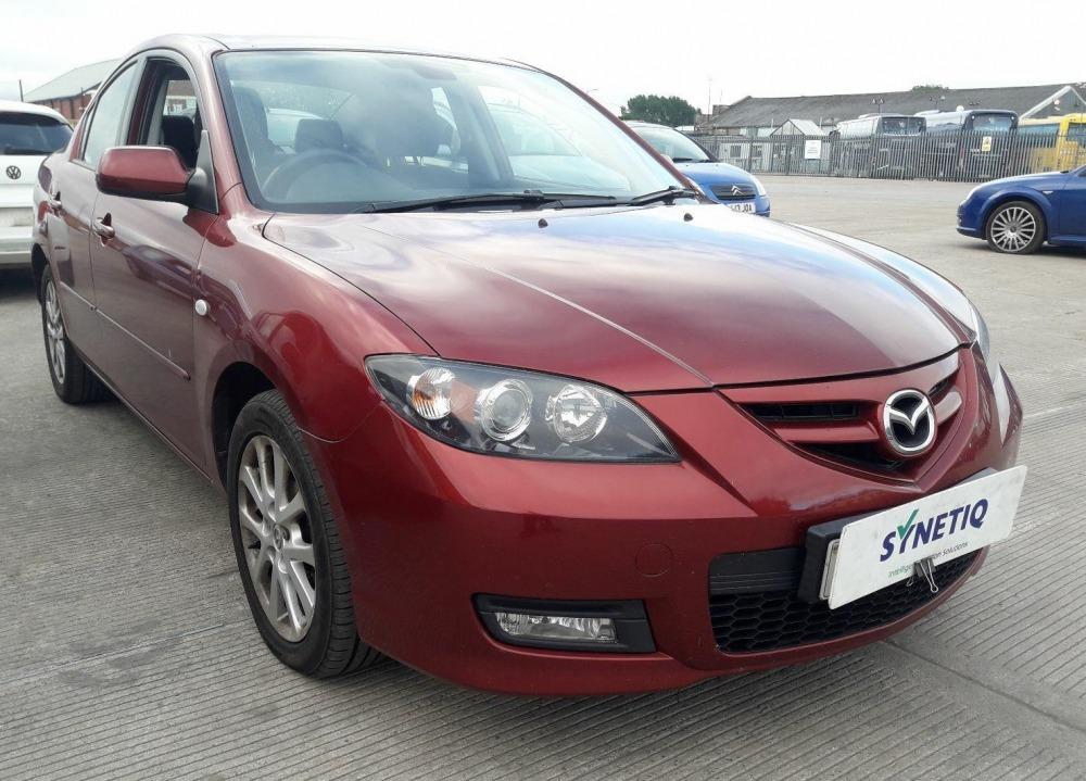 Автомобиль Mazda 3 BK Z6 2009 года в разбор