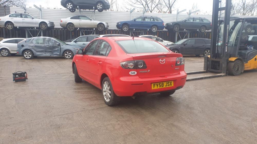 Автомобиль Mazda 3 BK 2008 года в разбор