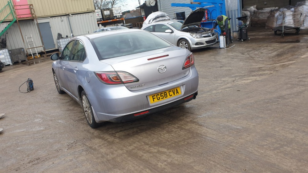 Автомобиль Mazda 6 GH в разбор