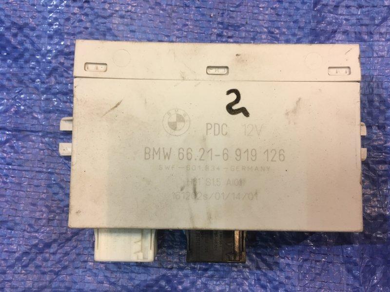 Блок парктроников pdc Bmw 5-Series (E 39) E39 M62B44TU 2002 (б/у)