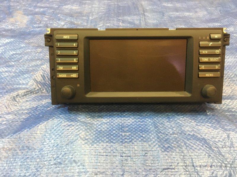 Головное устройство Bmw 5-Series (E 39 Touring) E39 M54B30 2001 (б/у)