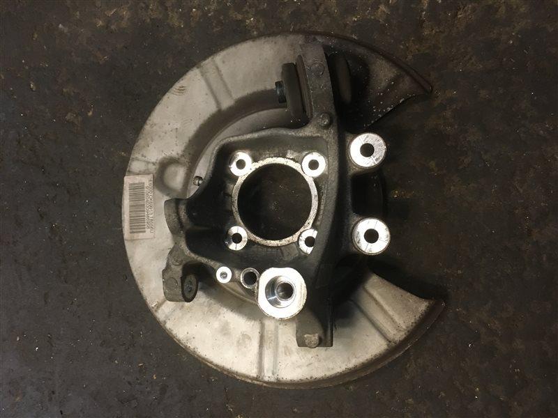 Кулак поворотный Bmw 5-Series (E 60) E60 N52B25A 2006 задний левый (б/у)
