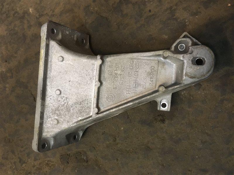 Кронштейн двигателя Bmw 5-Series (E 39) E39 M54B25 2002 правый (б/у)