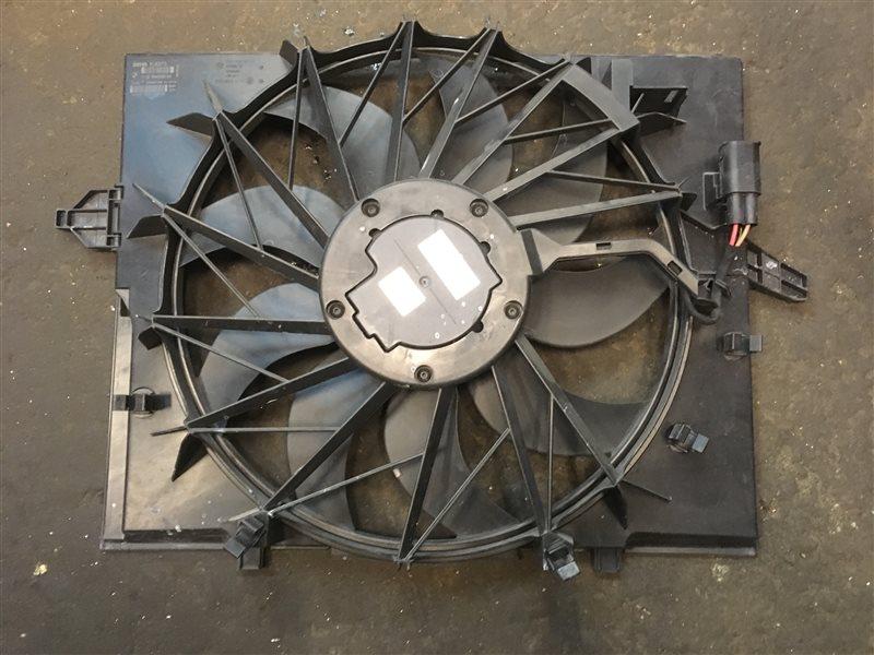 Вентилятор охлаждения Bmw 5-Series (E 60) E60 N52B25A 2006 (б/у)