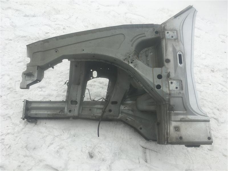 Четверть кузова Bmw X5 (E 53) E53 M62B44TU 2000 передний левый (б/у)
