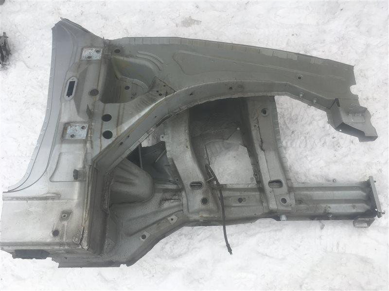 Четверть кузова Bmw X5 (E 53) E53 M62B44TU 2000 передний правый (б/у)