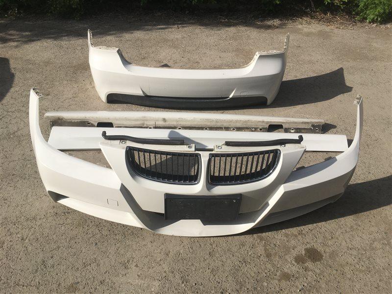 Бамперы m technic обвес Bmw 3-Series (E 90) E90 N46B20 2007 (б/у)