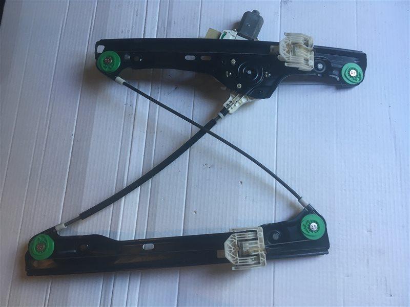 Стеклоподъемник Bmw 3-Series (E 90) E90 N46B20 2007 передний правый (б/у)