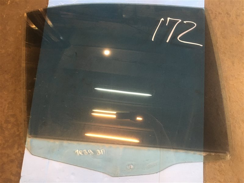 Стекло двери задней Bmw 5-Series (E 39) E39 M54B30 2001 правое (б/у)