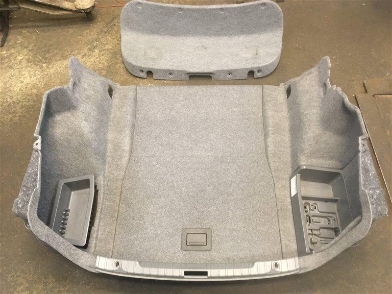 Обшивка багажника Bmw 3-Series (E 90) E90 N46B20 2007 (б/у)