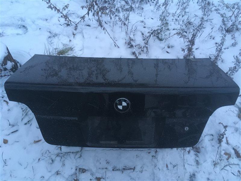 Крышка багажника Bmw 5-Series (E 39) E39 M54B30 2000 (б/у)