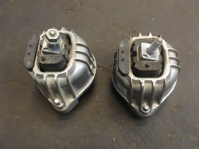 Подушка двигателя Bmw 3-Series (E 90) E90 N46B20 2007 (б/у)