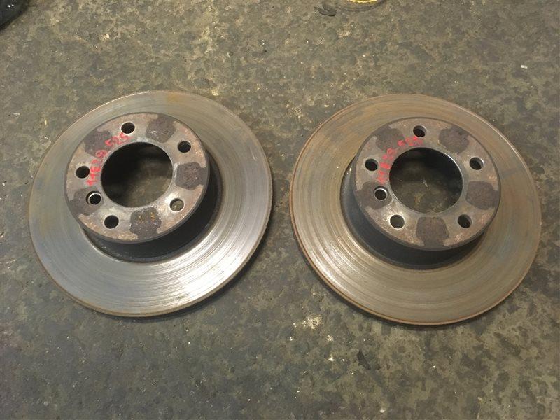 Тормозной диск Bmw 5-Series (E 39) E39 M54B25 2003 передний (б/у)