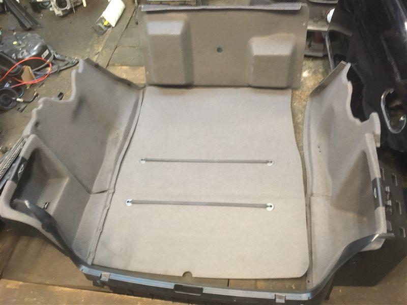 Обшивка багажника Bmw 5-Series (E 39) E39 M54B25 2003 (б/у)