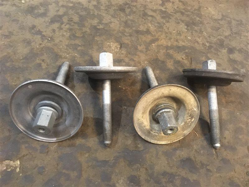 Болты крепления подрамника (балки) Bmw 5-Series (E 39) E39 M54B25 2003 задние (б/у)