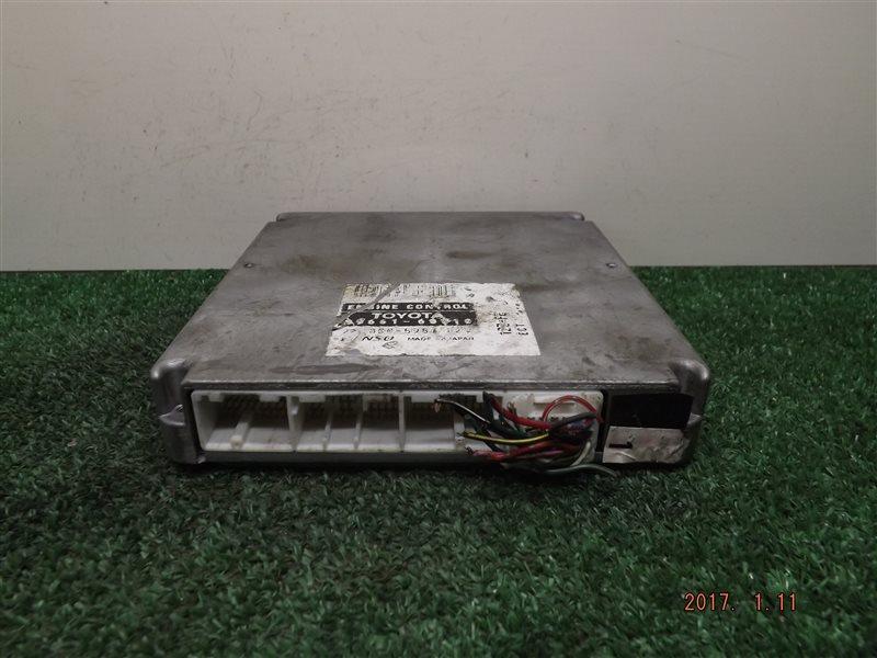 Блок управления двс Toyota Opa ACT10 1AZFSE 2000 (б/у)