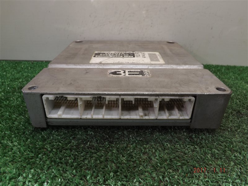 Блок управления двс Toyota Bb NCP35 1NZ-FE 2000 (б/у)