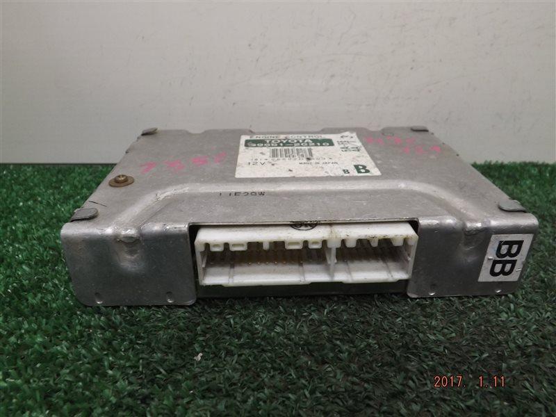 Блок управления двс Toyota Carina Ff AT212 5A-FE 1996 (б/у)