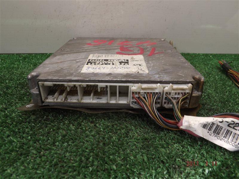 Блок управления двс Toyota Chaser GX90 1G-FE (б/у)