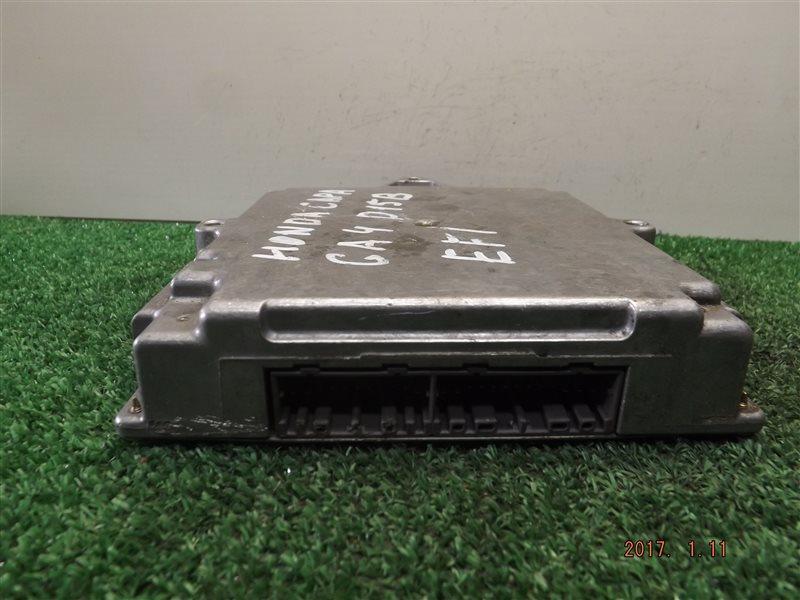 Блок управления двс Honda Capa GA4 D15B 1998 (б/у)