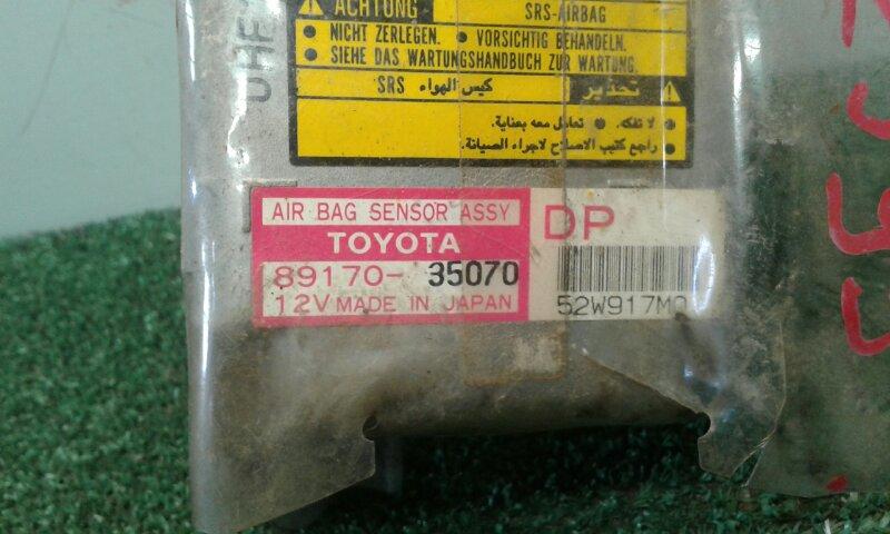 Блок управления airbag Toyota Altezza SXE10/KZJ95 (б/у)
