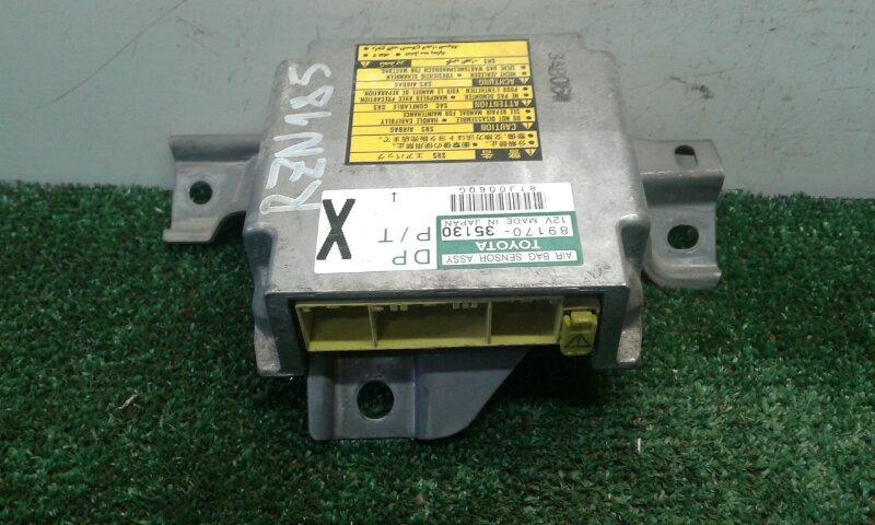 Блок управления airbag Toyota 4Runner KZN185 1KDFTV (б/у)