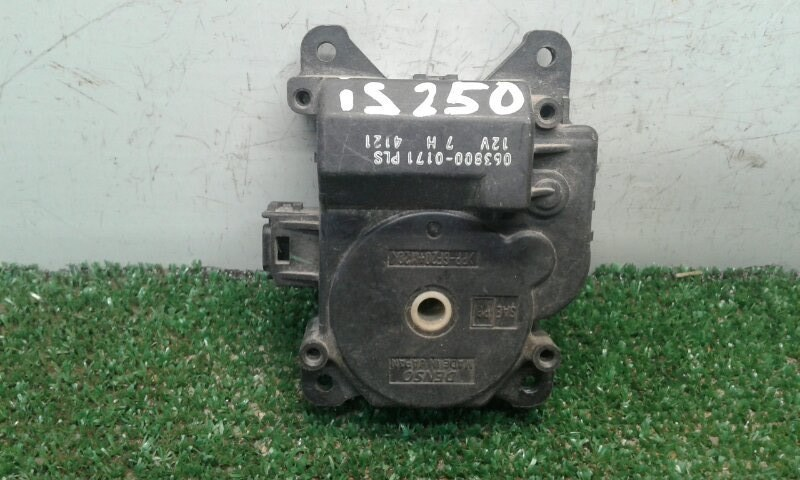Сервопривод заслонок печки Lexus Is 250 GSE20 4GR-FSE 2005 (б/у)