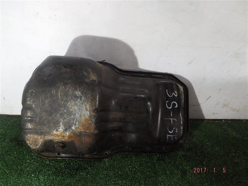 Поддон Toyota Caldina ST180 3S-FE (б/у)