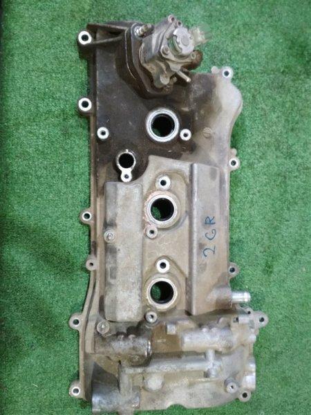 Клапанная крышка Lexus Gs350 GRS196 2GR-FSE 2009 правая (б/у)