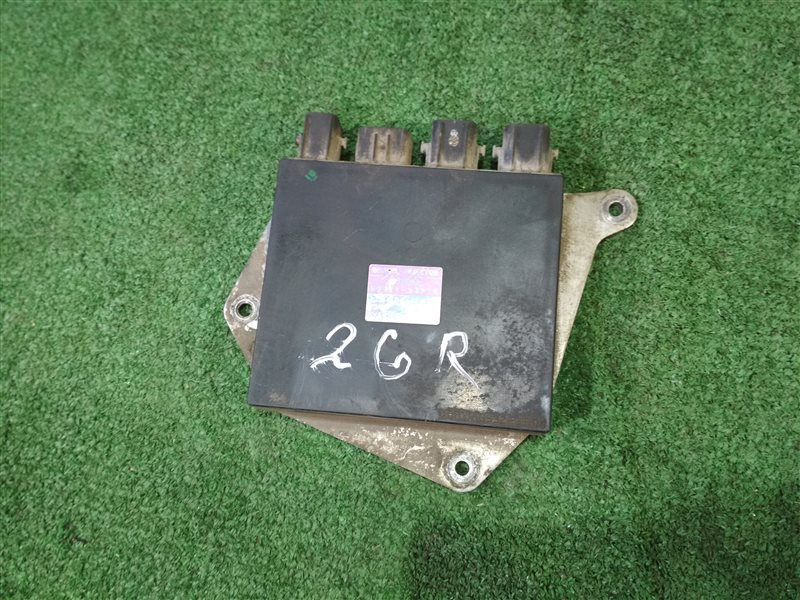 Блок управления форсунками Lexus Gs350 GRS196 2GR-FSE 2009 (б/у)