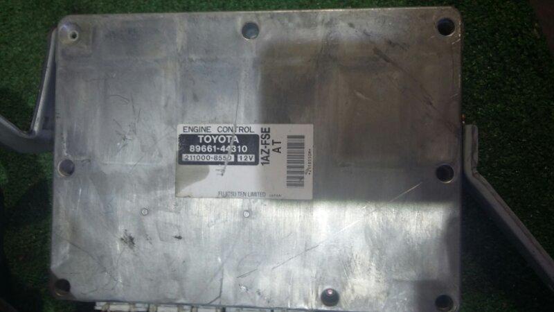 Блок управления двс Toyota Opa ACN10 1AZ-FSE 2000 (б/у)